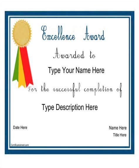 academic award certificate template academic award certificate template 28 images award