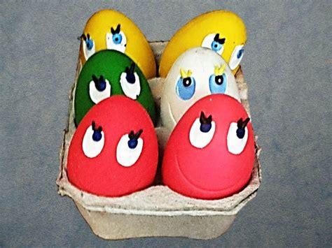 como pegar y decorar huevos de pascua 11 ideas para decorar huevos de pascua