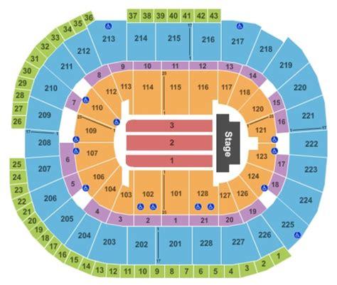 sap center seating chart sap center tickets in san jose california sap center