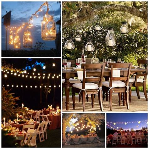 Rustic Backyard Wedding Ideas Rustic Outdoor Wedding Ideas Wedding Bells