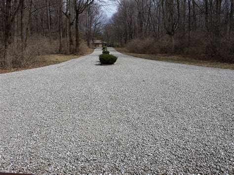 gravel or stone driveway which is it schott services llc indianapolis 317 784 8760