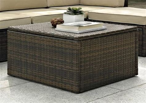Rattan Coffee Table Ottoman Coffee Table Glamorous Rattan Coffee Tables Rattan Coffee Table Ottoman Classic Sle Wooden