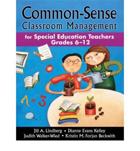 common sense classroom management for special education