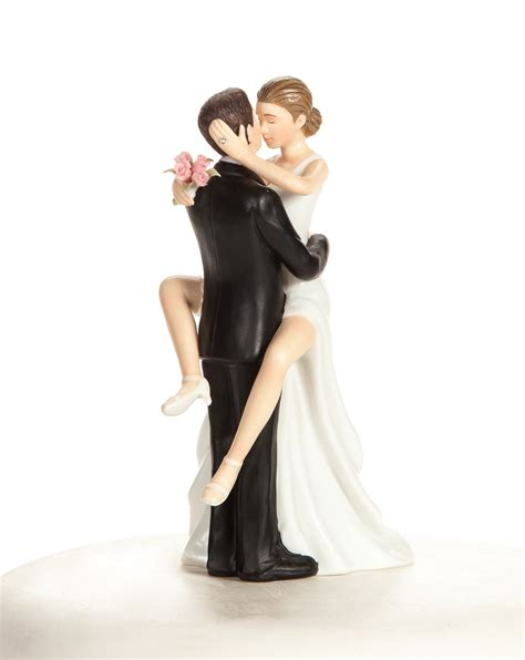 Wedding Figurines by Wedding Cake Toppers Featuring Quot Quot