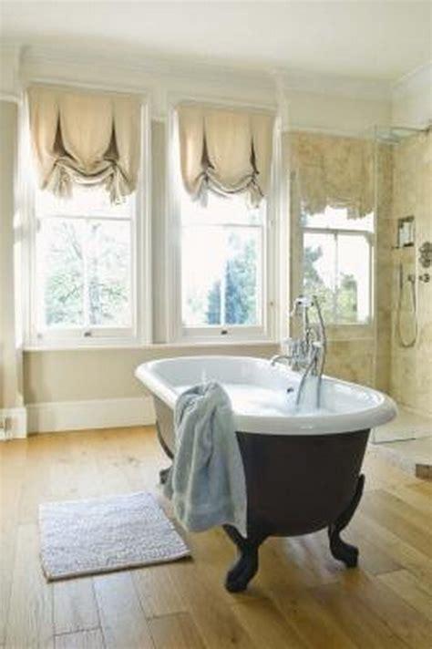 modern bathroom window curtain ideas  life  style