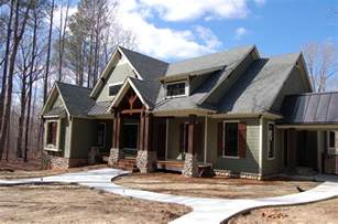 craftsman style home exteriors update on cedar ridge 4 months later modern craftsman