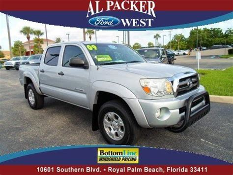 how to sell used cars 2009 toyota tacoma auto manual sell used 2009 toyota tacoma in west palm beach florida