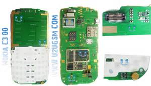 nokia c3 00 pcb diagram board layout