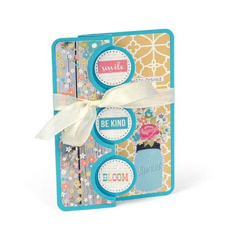 how to make flip cards 22 best images about sizzix circle flip its on