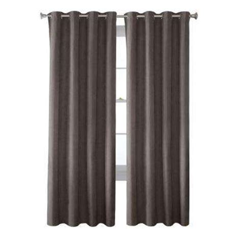 home depot window curtains solaris curtains drapes window treatments the home