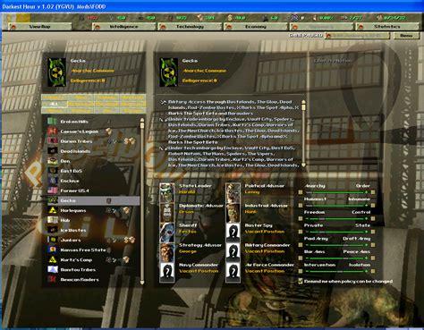 darkest hour fallout mod 2 0 9 screenshots image fallout s doomsday for darkest
