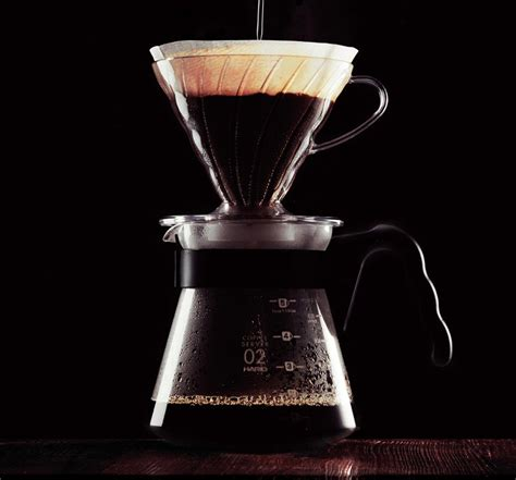 Hario V60 Drip In Server Paper Filter Pour Coffee Server humleg 229 rdens ekolager hario v60 pour kit