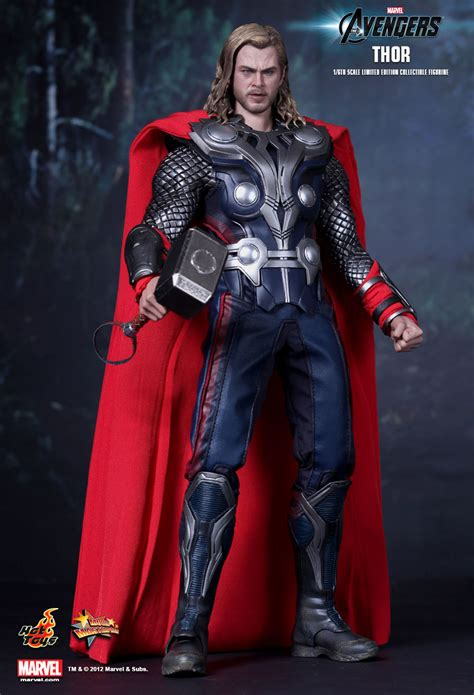 film de thor 1 hot toys the avengers thor 1 6th scale limited edition