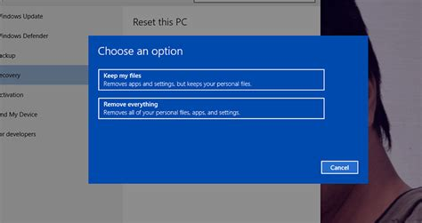 windows keeps resetting how to reset and refresh windows xtremerain