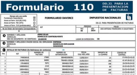 formulario 110 2015 para descargar facturas para formulario 110 formulario 110 modelos y