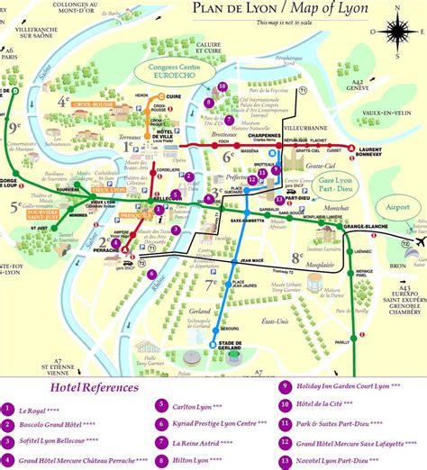 lyon on a map large lyon maps for free and print high