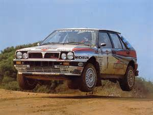 Lancia Delta Integrale Rally Mad 4 Wheels 1988 Lancia Delta Hf Integrale 16v Rally