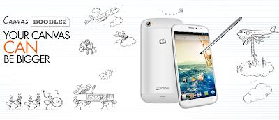 canvas doodle in india micromax canvas doodle 2 officially launched in india for