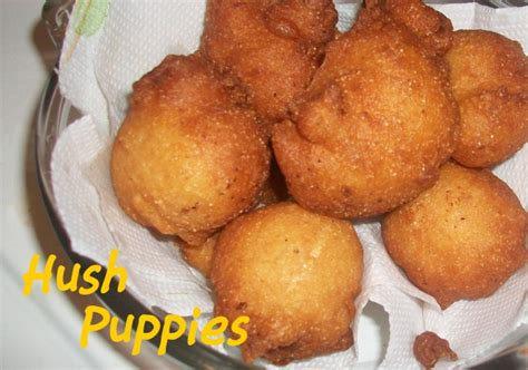 how to make hush puppies with cornmeal and easy hush puppies