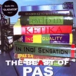 Kaset Pas Stairway To Seventh the beast of pas bahasa indonesia