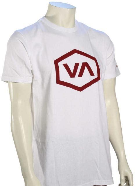Tshirtkaos Va Rvca rvca hex va t shirt white for sale at surfboards 1614828