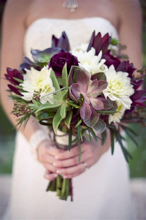 Wedding Bouquet Succulents by 25 Creative And Unique Succulent Wedding Bouquets Ideas