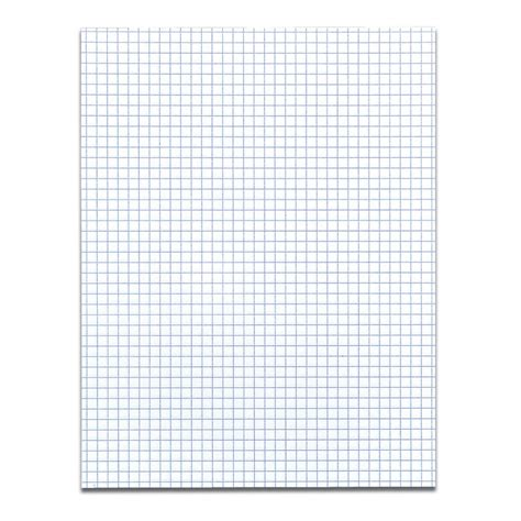 printable graph paper colored gum pad 8 5 quot x11 quot white 4x4 legal pads roaring spring