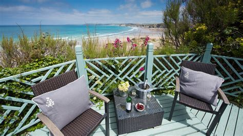 Luxury Cottages In Cornwall By The Sea by Boutique Retreats Approach To Luxury Cottages In Cornwall