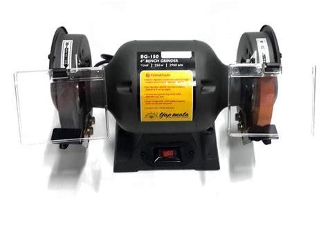 Mesin Las Kayu Duduk jual eye brand mesin grinda duduk atau bench grinder harga murah denpasar oleh toko jpt retailindo