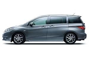 Nissan Mpv 7 Seater Nissan Launches Lafesta Highway 7 Seater Mpv In Japan