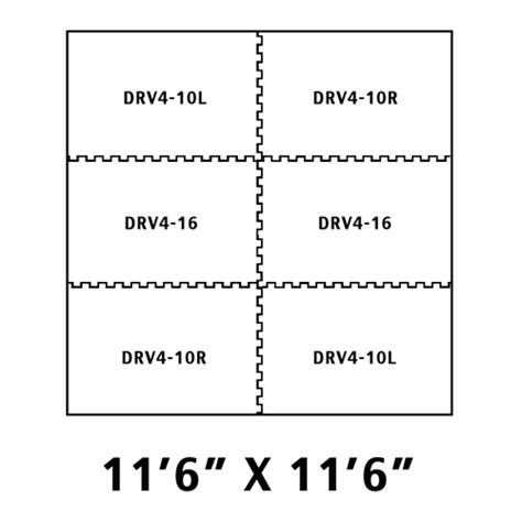 10 x 12 stall mats stall mat kit 12x12 ft interlocking black punter