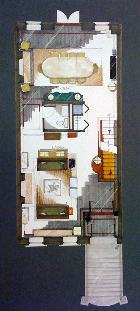 fashion institute of technology interior design 1000 images about rendered plans on architecture carlo scarpa and apartment plans