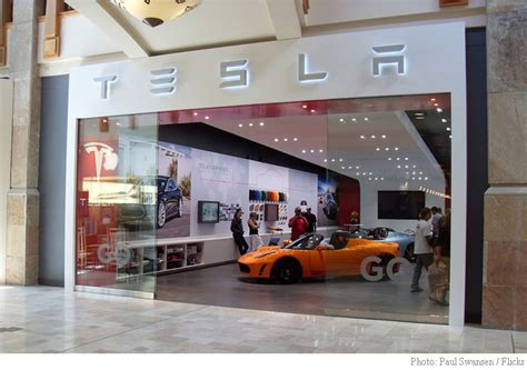 Tesla Motors Store Notable Earnings Tesla Tsla Fitbit Fit Taser Tasr