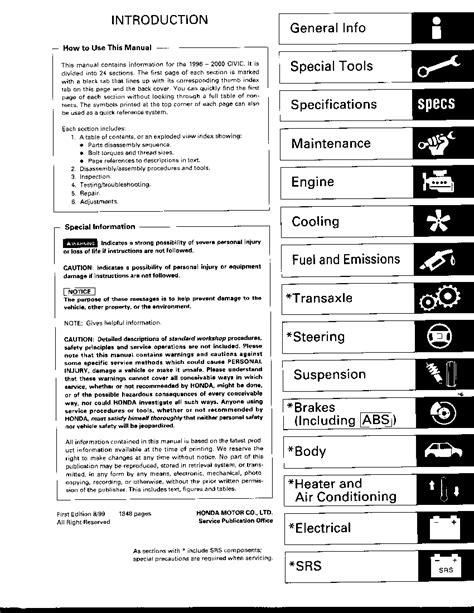 free auto repair manuals 1987 honda accord parental controls honda civic service manual 1996 2000 downloads hondahookup com