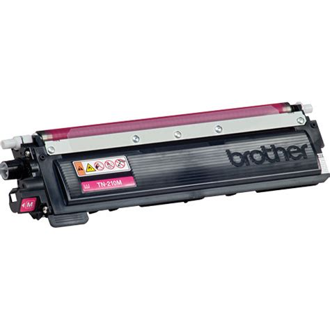 brother tn 115m magenta toner cartridge by office depot brother tn210m magenta toner cartridge tn210m b h photo video