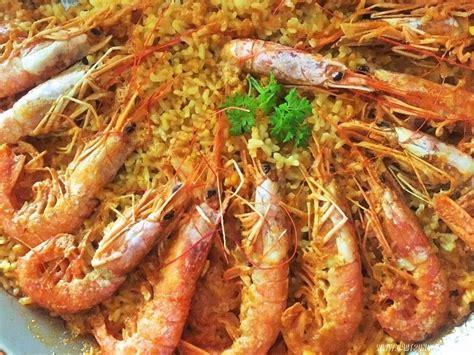 cocinar gambones arroz cremoso con gambones gastronoming gastronoming
