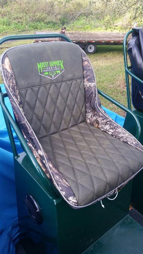 airboat seat covers airboat seat lady okeechobee fl hulls cages