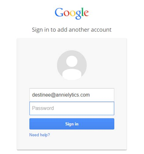 login account how to log in to accounts in chrome