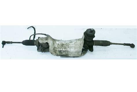 used genuine vw caddy power steering rack uk s no