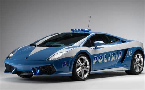 Cool Wallpapers   Lamborghini (Italian Police) ~ Cool