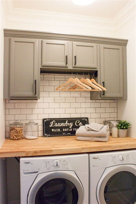 28 Best Small Laundry Room Design Ideas For 2018 Decorating Ideas For Small Laundry Rooms