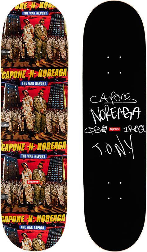 supreme skate shop supreme the war report skateboard