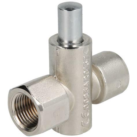 rubinetti a pulsante rubinetto a pulsante per manometro gas 135486300 oeg