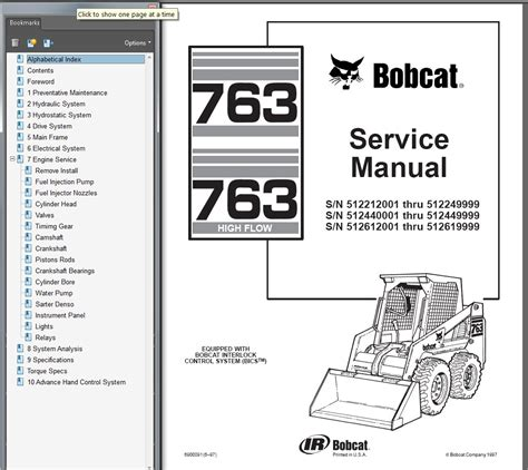 873 bobcat wiring harness diagram get free image about