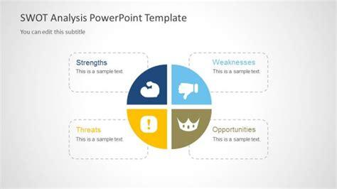swot diagram template creative swot powerpoint template slidemodel