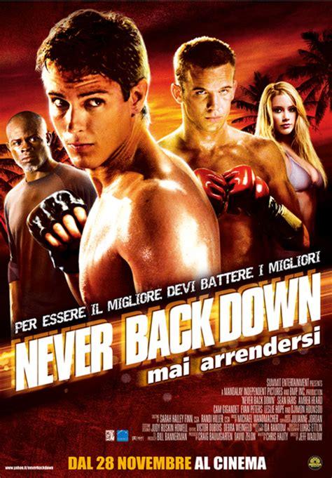 film up leonardo ilcorsaronero info never back down 2008 italian md