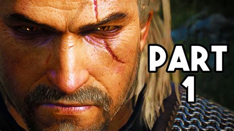 witcher 3 ragdoll the witcher 3 walkthrough gameplay part 1 intro story