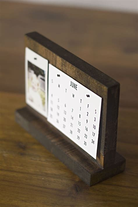 how to make desk calendar best 25 desk calendars ideas on diy desk