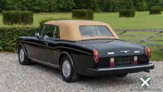 Bentley Cabriolet For Sale Bentley Continental Cabriolet 1991 Convertible For Sale