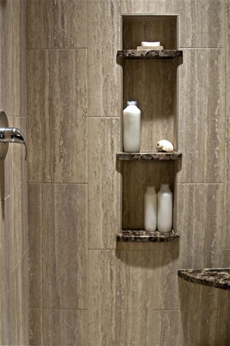 Shower Shelf Inserts by Bath Bathroom Seattle By Nancy Finneson Akbd Caps Demane Design